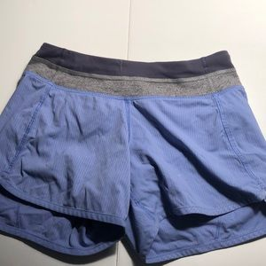 Blue Ivivva Shorts